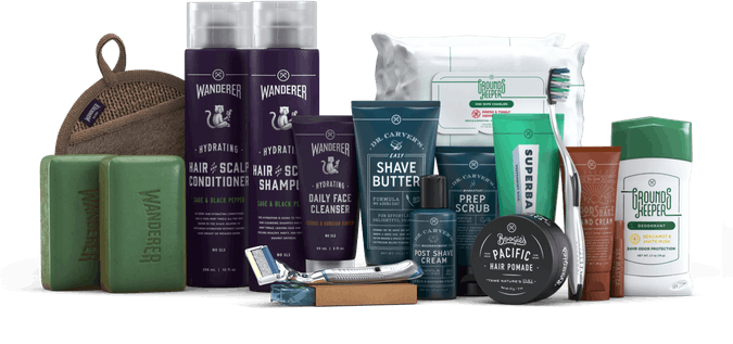 CLS Case Study   Dollar Shave Club products